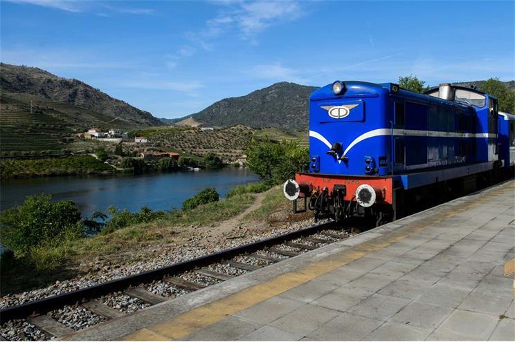 Comboio histórico regressa hoje à linha do Douro
